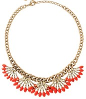 SOLD - Coral Cay Necklace