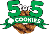 5 for 5 & Cookies for Troops!