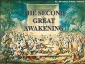Join Religious Revial The second great awakening