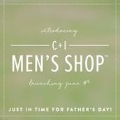 Shop new looks for men!