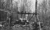 making maple sugar