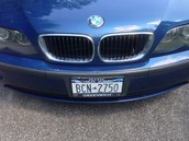 BMW 2002 AWD 5-SPEED 325 xi--Bazooka subwoofer and wires included!