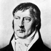 George Wilhelm Friedrich Hegel (1770-1831)