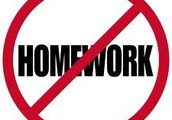 You can post Homework!