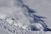 aftermath of a avalanches