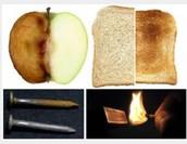 Light vs. crisp