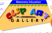 Discovery Education Clip Art