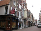 Corrie ten Boom's Family House in Haarlem Holland