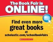 Spring Book Fair Begins March 30th