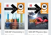 AP Exam Books in Overdrive!