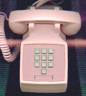 1963- Touch-phone is introduced
