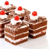 ... cakes...