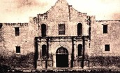 this is a chrch (Alamo)