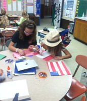 Creating Veteran's Day Cards