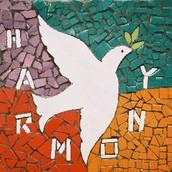 Harmony is peacefull