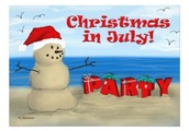 Christmas In July ~ Get started on your Christmas shopping early!