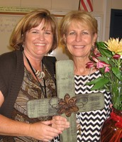 Congratulations to Joy Parham: NFMS Teacher of the Year