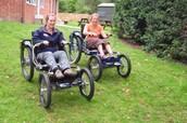 4 Wheel Bikes