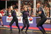 Lets Play Dodgeball