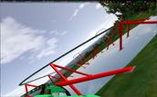 The Falcon Space Jump at DreamWorld
