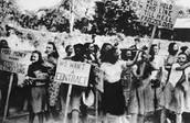 Women Workforce Strike