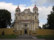 St. Peter and St. Paul's church