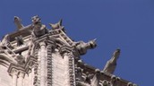 Gargoyles from after WWII