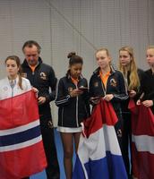 Nederlandse team