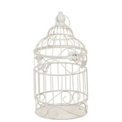 Oddity Inc. Wire Hanging Decorative Bird Cage