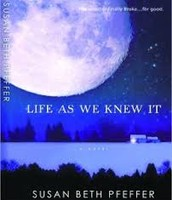 """Cover of """"Life as we knew it"""""""