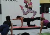 Pilates Timetable 2014