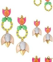 Tropicana Earrings (wear four ways)