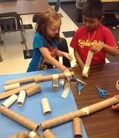 Building a Bridge Over a River