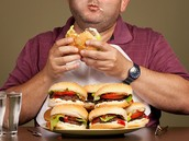 Symtoms of binge eating