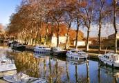 Canal du Midi en Béziers