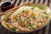 This is our Fried Rice