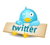 Follow us on Twitter and stay INFORMED