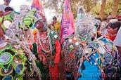 Argentinas Ticlara Carnival Festival