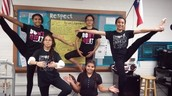 Gaston Students Selected for BA Dance Company