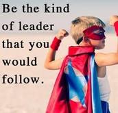 4th Grade - Leadership
