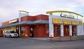 McDonald's raises prices on dinner box.