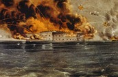 Battle of Fort Sumter
