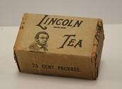 Lincoln tea