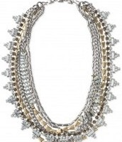 Sutton Mixed Metal Necklace (rrp £110) £50 + £3.80 p&p