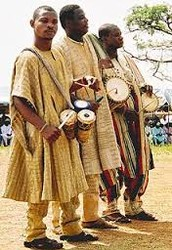 "Cultural Significance of the ""Talking Drum"""