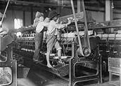 Unha revolucion industrial tardia e lenta.