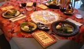 celebrate Shavuot of Jewish home