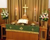 Altar Flower Signup