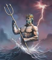 Poseidon Lord of the sea