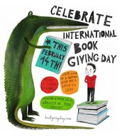 International Book Giving Day!